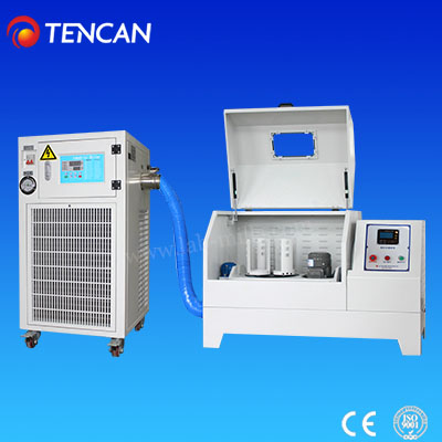 Cryogenic Planetary Ball Mill
