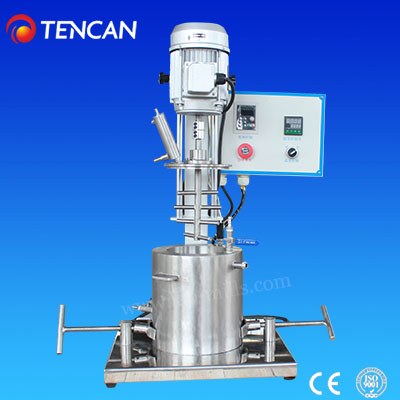 Lab Stirred Ball Mill