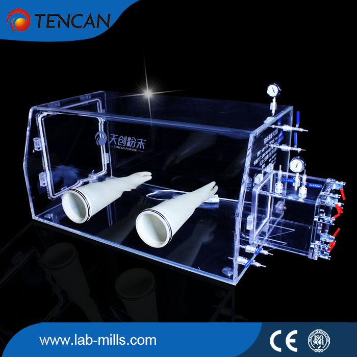 Transparent Glove Box